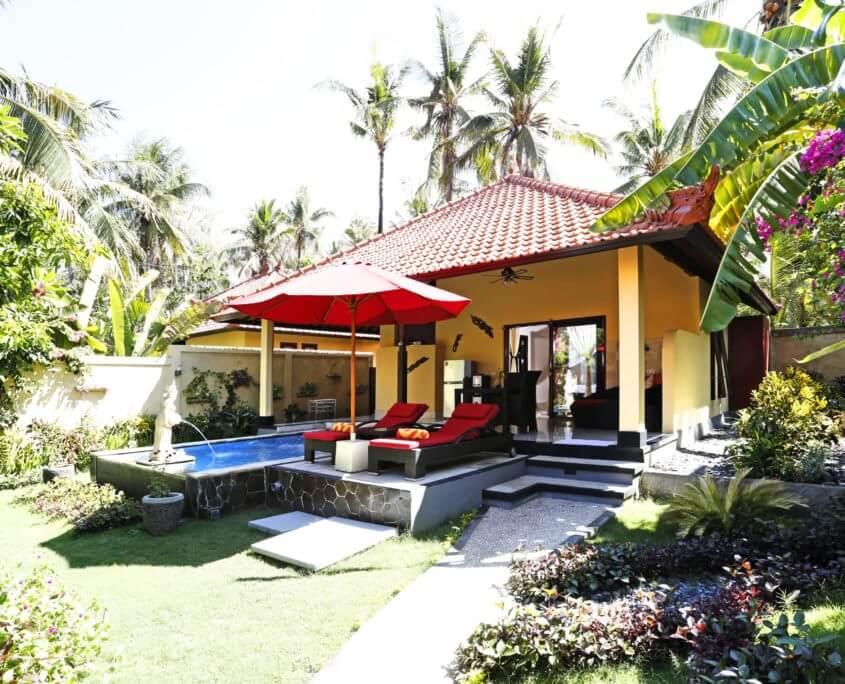 Die Villa Kunti